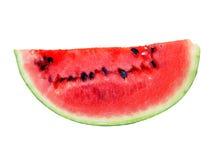Geïsoleerdee watermeloen Royalty-vrije Stock Fotografie