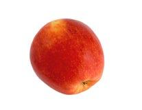 Geïsoleerdeg appel Stock Fotografie