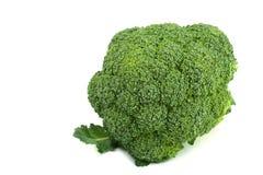 GeïsoleerdeG broccoli Royalty-vrije Stock Afbeelding