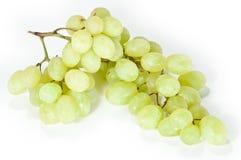 Geïsoleerdeg druiven Royalty-vrije Stock Fotografie