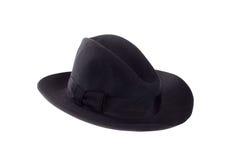 Geïsoleerdeg hoed Royalty-vrije Stock Afbeelding
