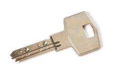 Geïsoleerdeh sleutels Stock Afbeelding