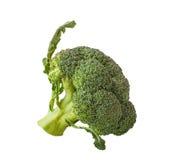 Geïsoleerdei broccoli Stock Afbeelding