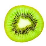 Geïsoleerdei kiwi stock afbeeldingen