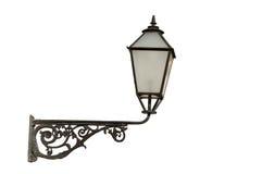 Geïsoleerdei lantaarn stock afbeelding