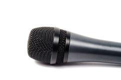 Geïsoleerdei microfoon Royalty-vrije Stock Foto