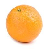 Geïsoleerdei sinaasappel Stock Fotografie