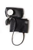 Geïsoleerdei Sphygmomanometer Royalty-vrije Stock Foto's