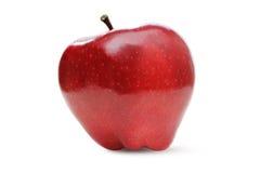 Geïsoleerdek appel Stock Foto