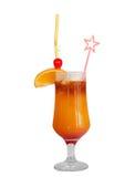 Geïsoleerdel cocktail Royalty-vrije Stock Afbeelding