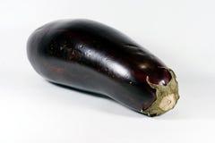 Geïsoleerden aubergine Royalty-vrije Stock Afbeeldingen