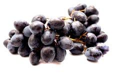 Geïsoleerden druiven Stock Foto