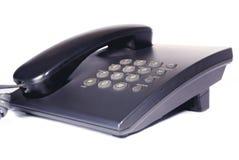 Geïsoleerden telefoon stock foto