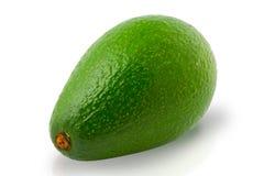 Geïsoleerdeo avocado Royalty-vrije Stock Fotografie