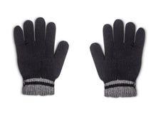 Geïsoleerdeo handschoenen Royalty-vrije Stock Foto