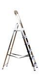 Geïsoleerdeo ladder Royalty-vrije Stock Fotografie