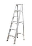 Geïsoleerdeo ladder Royalty-vrije Stock Afbeeldingen