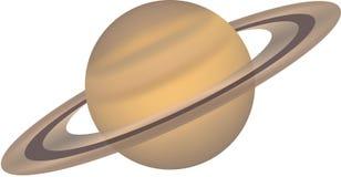 Geïsoleerdeo planeetreeks 15 vector illustratie