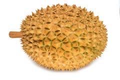 Geïsoleerdep Durian Royalty-vrije Stock Foto's