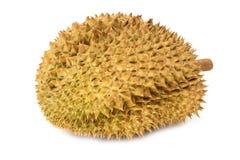 Geïsoleerdep Durian Stock Foto's