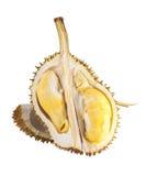 Geïsoleerdep Durian Stock Afbeeldingen