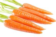 Geïsoleerdep wortel Royalty-vrije Stock Afbeelding