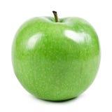 Geïsoleerder appel Royalty-vrije Stock Afbeelding