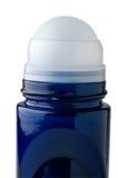 Geïsoleerder de deodorant van de roller Stock Afbeeldingen