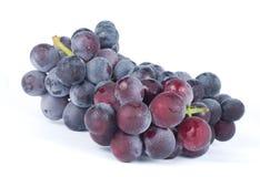 Geïsoleerder druiven Royalty-vrije Stock Fotografie