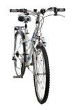 Geïsoleerder fiets Royalty-vrije Stock Foto