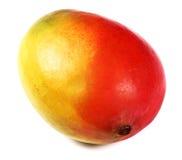 Geïsoleerder het fruit van de mango Stock Fotografie