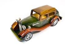 Geïsoleerder Oude auto Royalty-vrije Stock Fotografie