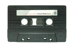 Geïsoleerdet de band van de cassette Royalty-vrije Stock Foto