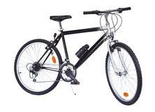 Geïsoleerdet fiets Stock Foto