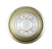 Geïsoleerdet thermostaat Royalty-vrije Stock Afbeeldingen
