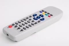 Geïsoleerdet TV van de afstandsbediening Stock Afbeeldingen