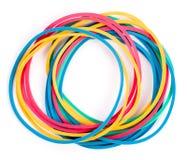 Geïsoleerdg elastiekje Royalty-vrije Stock Afbeelding