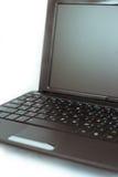 Geïsoleerdg Laptop Royalty-vrije Stock Foto's