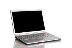 Geïsoleerdh Laptop Royalty-vrije Stock Afbeeldingen