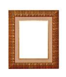 Geïsoleerdi frame Stock Afbeeldingen
