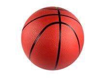 Geïsoleerdj Basketbal stock afbeelding