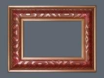Geïsoleerdk frame stock foto