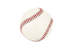Geïsoleerdr honkbal royalty-vrije stock afbeelding