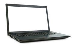 Geïsoleerdt Laptop Royalty-vrije Stock Foto's