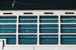 Geöffnete Klimaanlage Lizenzfreie Stockfotos
