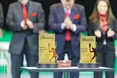 Geöffnete Meister BNP-Paribas Zürich bereisen 2012 Stockfoto