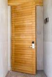 Geöffnete Tür Lizenzfreie Stockbilder