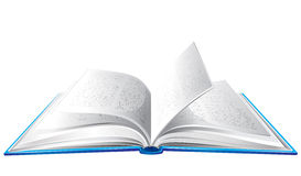 Geöffnetes Buch Lizenzfreies Stockfoto