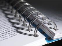 Geöffnetes Buch Lizenzfreie Stockfotos