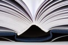 Geöffnetes Buch Lizenzfreies Stockbild